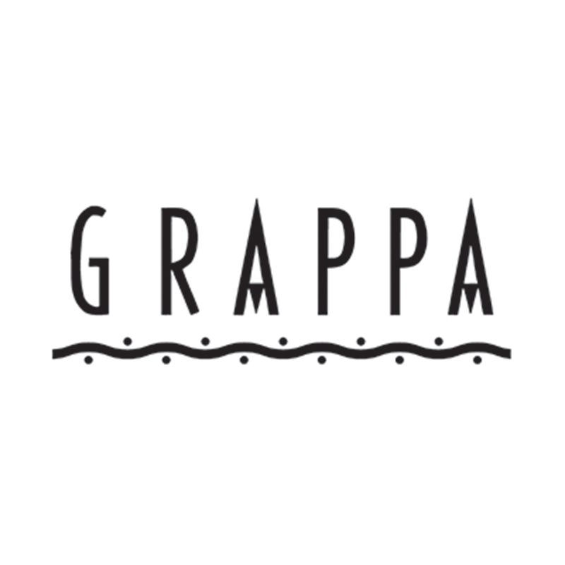 Bilderesultat for grappa logo